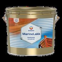Marine lakk 10 Eskaro – Матовый Уретан-алкидный лак для яхт 0,95л. Яхтный лак