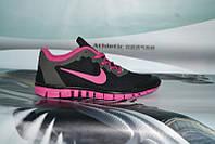 Женские кроссовки Nike Free Run 3.0 Gray/Pink