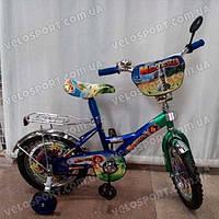 Детский велосипед Mustang Мадагаскар 14 дюймов