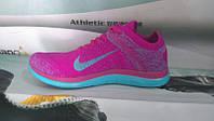 Женские кроссовки Nike Free Run 4.0 Flyknit Violet