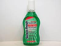Ополаскиватель полости рта Sence Fresh свежая мята 500 мл.