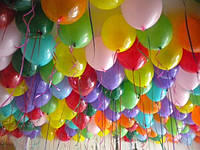 Гелиевые шары, цифры, композиции из шаров, цветы из шаров. Доставка гелиевых шаров по Киеву.