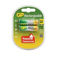 Аккумуляторы GP AA (HR6) 1800mAh (2шт.)