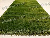Ковер Super Shaggy, цвет зеленый