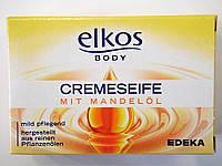 Мыло с миндальным маслом Elkos Cremeseife 150г, фото 1