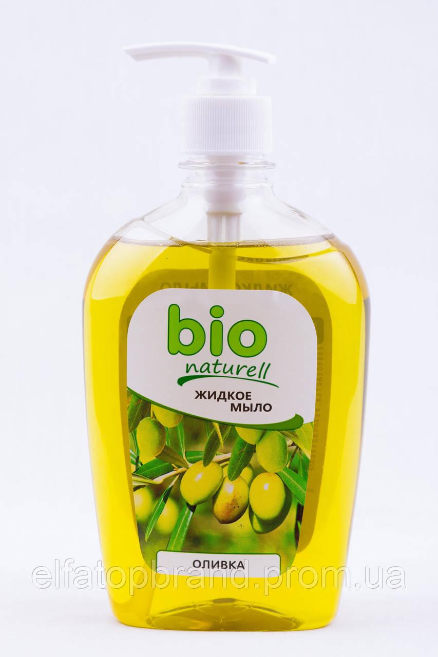 Жидкое крем - мыло Олива       Bio Naturell , 500 мл