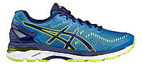 Кроссовки Asics Бег GEL-KAYANO 23   арт.T646N-4907 BLU/YEL/BLU