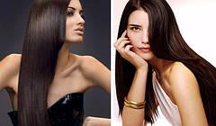 Шкода і користь ламінування волосся