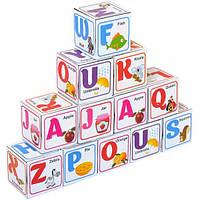 "Кубики английские ""Азбука"""