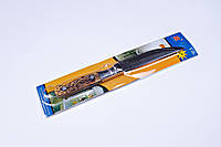 """Ніж кухонний """"Хортиця"""",4"""",ніж універсальний,19.5 см,кістяна ручка, фото 1"""