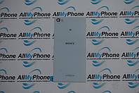 Задняя панель корпуса для мобильного телефона Sony Xperia Z1 L39H / C6902 / C6903 белая