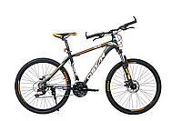 """Горный велосипед OSKAR 26"""" 1603 X6 черно-оранжевый Алюминий Гарантия 12 мес."""