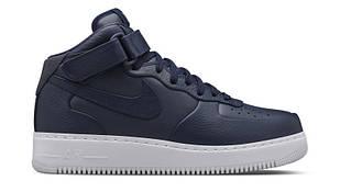 Кроссовки Nike Air Force 1 Mid Obsidian
