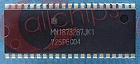 Процессор PANASONIC MN1873287JK1 DIP42