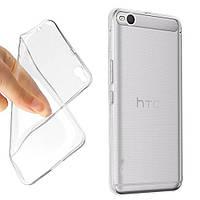 Ультратонкий 0,3 мм чехол для HTC One X9 прозрачный