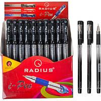 """Ручка """"I Pen"""" RADIUS диспенсер 50 штук, черная"""