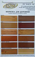 """Морилка для дерева """"БЛЕСК"""" М-4"""