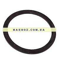 Прокладка крышки бидона для доильного аппарата 182 х 153 х 4 мм