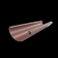 Roofart Желоб L=3м Ø125/87
