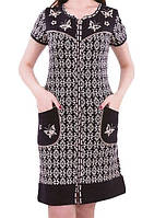 Летний модный халат от 44 до 50