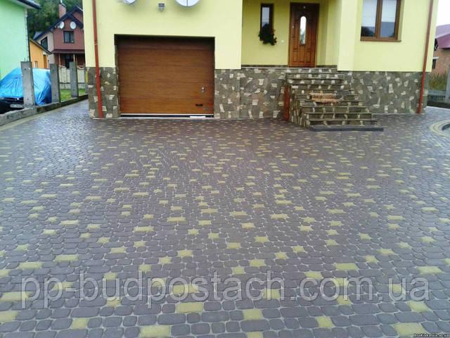 Характеристики перевага тротуарної плитки