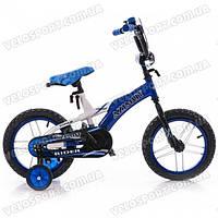 Детский велосипед Azimut Rider 14 дюймов