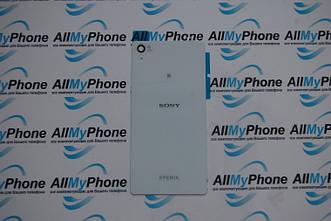 Задняя панель корпуса для Sony Xperia Z2 D6502 D6503 D6543 white
