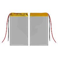 Батарея (АКБ, аккумулятор) для китайских планшетов/телефонов, универсальный, 3200 mAh, 48х80х8,0 мм