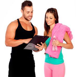 Курс персонального инструктора, фитнес тестирование
