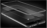 Защитное стекло iPhone 6 с алюминиевой рамкой, фото 1