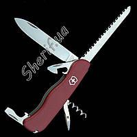 Нож Victorinox Rucksack 0.8863 RED