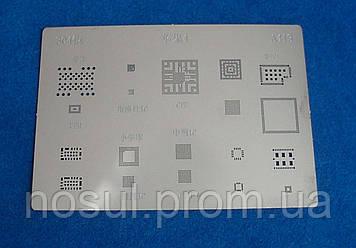 iPhone 4 BGA шаблоны трафареты, пластина для реболлинга