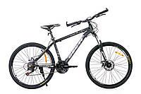 """Горный велосипед OSKAR 26"""" Plus 500 16011 чёрный Алюминий Гарантия 12 мес."""