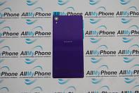 Задняя панель корпуса для мобильного телефона Sony Xperia Z2 D6502 / D6503 / D6543 фиолетовая