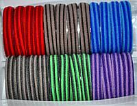 Чулочные Резинки для волос (24 шт)