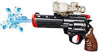 Детский револьвер стреляющий шариками орбиз XH088