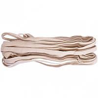 Резинка для одежды плетеная