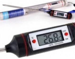 Термометр пищевой электронный, фото 2