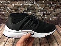 Мужские кроссовки Nike Air Presto Flyknit Black