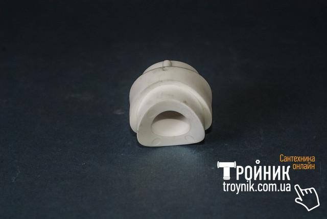 Седло вварное PPR 75/25 Tebo белое