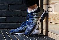 Мужские кроссовки Nike Air Presto Flyknit Blue