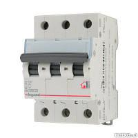 Автоматический выключатель трехфазный 16 А тип C 404056 Legrand