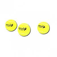 Мячи для большого тенниса, 3 штуки