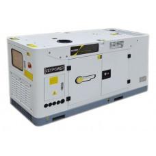 Генератор дизельный KeyPower KP25 (27,5кВА, 3ф.)