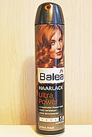 Лак для волос Balea Ultra - Power ультра сильной фиксации 300 мл. Германия