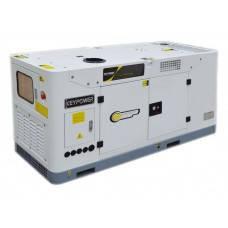 Генератор дизельный KeyPower KP30 (33кВА, 3ф.), фото 2