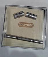 Набор зажим и запонки Goldman n002
