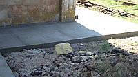 Устройство отмостки, бетонные работы