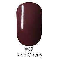 Гель лак 69 Rich Cherry Naomi 6ml