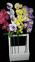 Веточки орхидеи (искусственные цветы), выс. 55 см., 60 шт., 10.12 гр./шт.